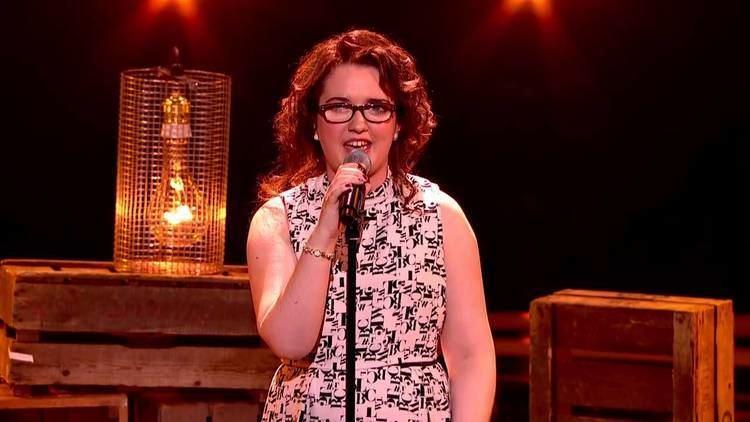 Andrea Begley Andrea Begley Ho Hey The Voice UK Quarter Finals HD YouTube