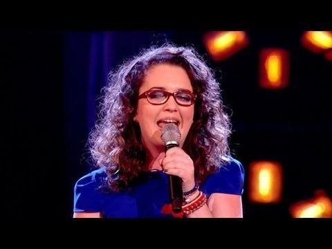 Andrea Begley The Voice UK 2013 Andrea Begley performs Songbird The Knockouts
