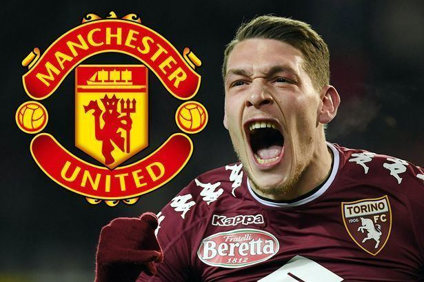 Andrea Belotti Manchester United are closing in on Torino striker Andrea Belotti