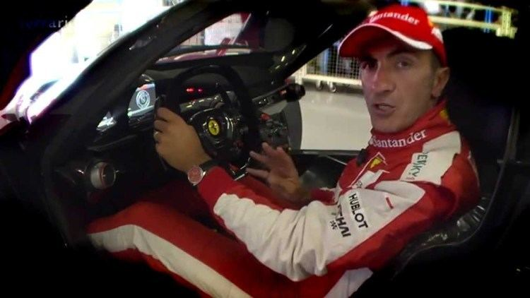 Andrea Bertolini Andrea Bertolini introduces the Ferrari FXX K YouTube