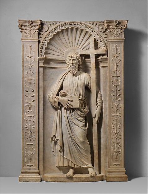Andrea Bregno Andrea Bregno Saint Andrew Italian Rome The