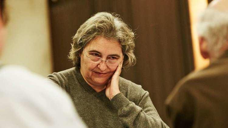 Andrea Breth Andrea Breth lobt neue Lob Burgchefin Kultur