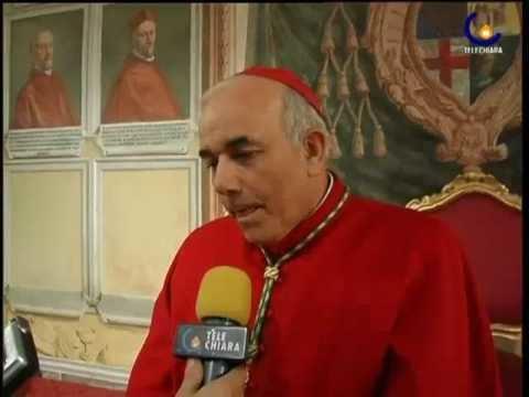Andrea Bruno Mazzocato 091019 Benvenuto Vescovo Andrea Bruno YouTube