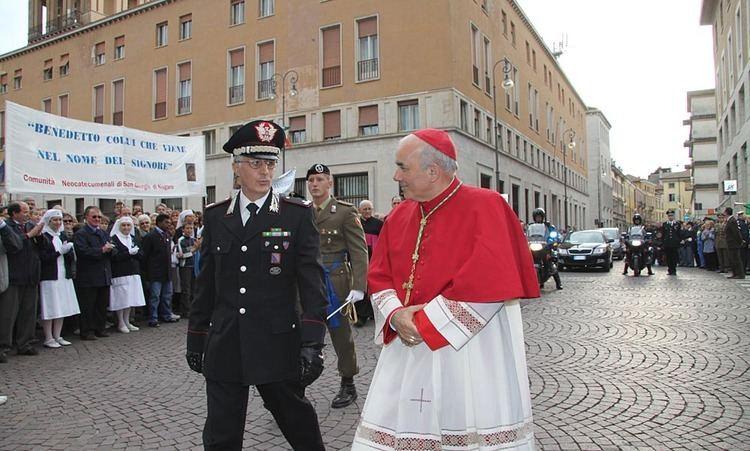 Andrea Bruno Mazzocato biel lant a Messe