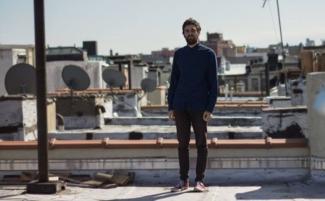 Andrea Caccese Brooklyn based indie dream rock artist Andrea Caccese streaming new