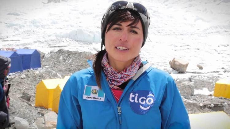 Andrea Cardona Comunicado Andrea Cardona Expedicin Everest 2014 YouTube