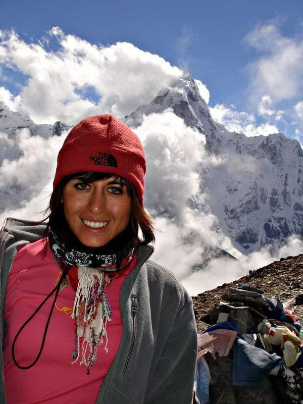 Andrea Cardona Montaismo y Exploracin Entrevista a Andrea Cardona