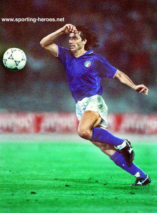 Andrea Carnevale Andrea Carnevale FIFA Campionato del Mondo 1990 Italia