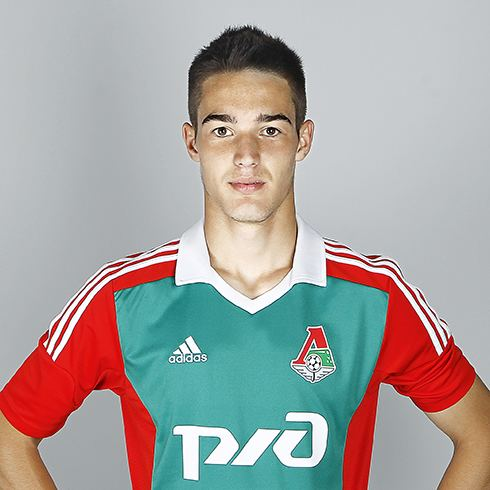 Andrea Chukanov Andrea CHUKANOV FC Lokomotiv Moscow