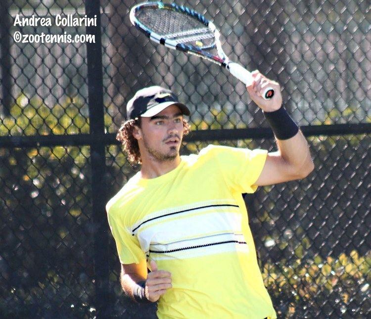 Andrea Collarini ZooTennis Sock Baker Reach Quarterfinals in Pro Tennis World Futures