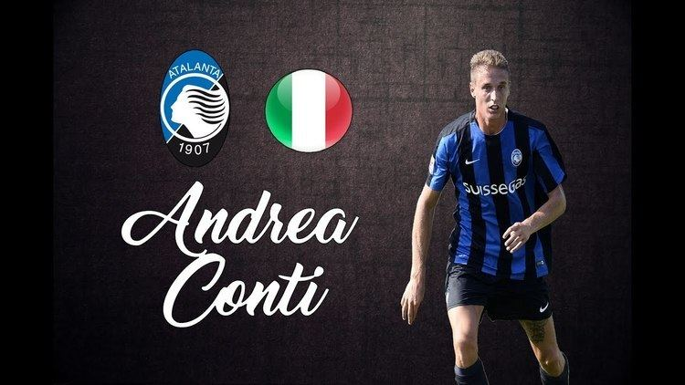 Andrea Conti (footballer, born 1994) Andrea Conti Skills Assists Goals 2016 2017 HD YouTube