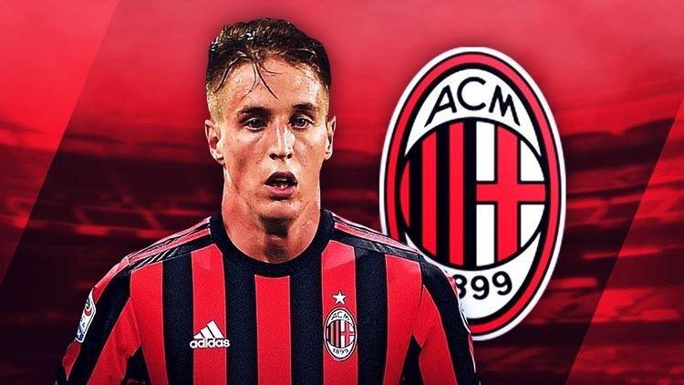 Andrea Conti (footballer, born 1994) ANDREA CONTI Welcome to Milan Crazy Skills Tackles Goals