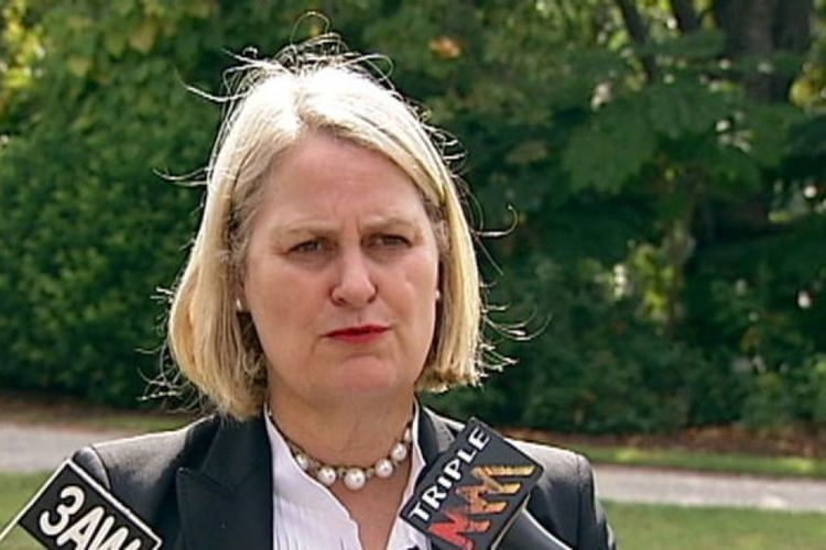 Andrea Coote Longserving Victorian Liberal frontbencher Andrea Coote announces