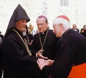 Andrea Cordero Lanza di Montezemolo 30Giorni A che serve il Vaticano dibattito tra Giulio Andreotti