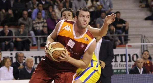 Andrea Crosariol sport strillit Basket Berm Reggio Calabria l39ultimo