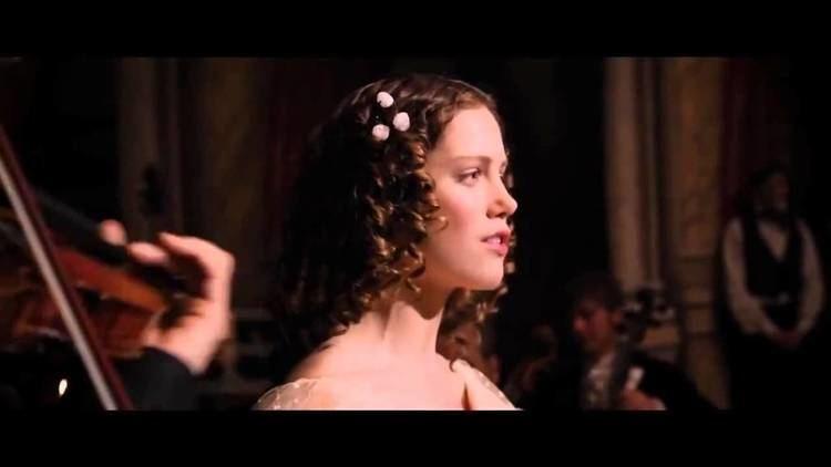 Andrea Deck David Garrett feat Andrea Deck Paganini der
