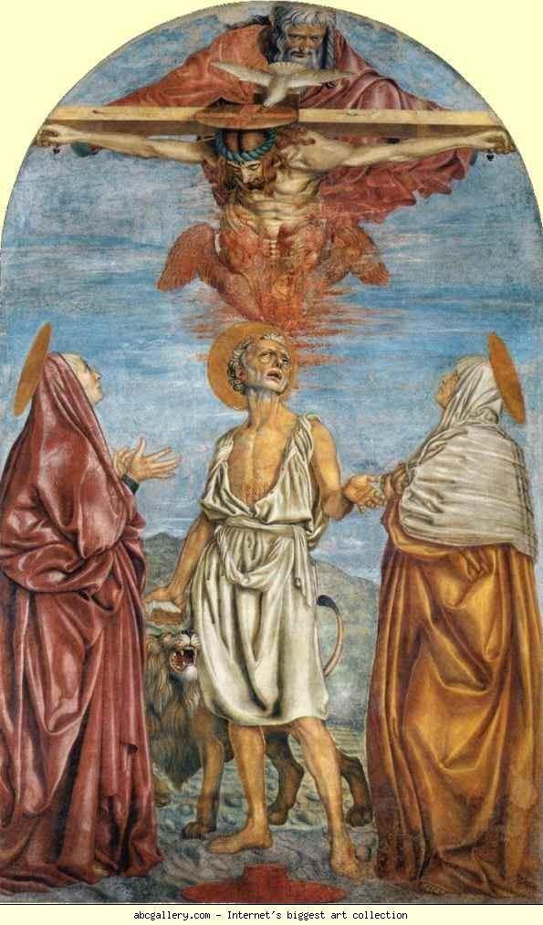 Andrea del Castagno Andrea del Castagno Olga39s Gallery