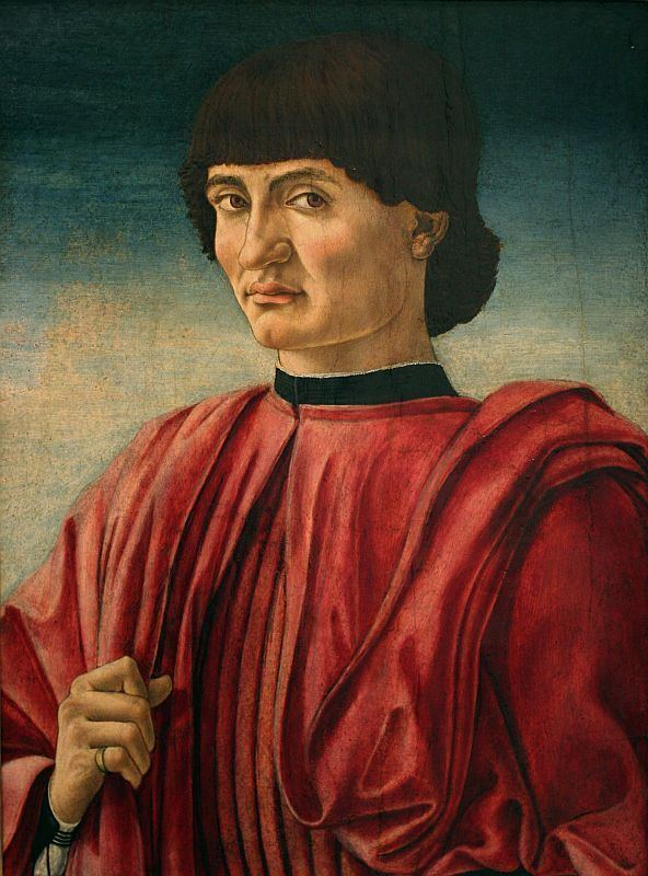 Andrea del Castagno wwwartcyclopediaorgartandreadelcastagnomanjpg