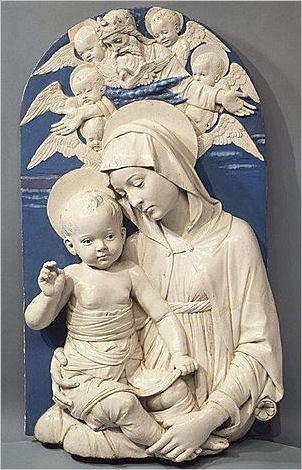 Andrea della Robbia Andrea Della Robbia and his successors thatsArtecom