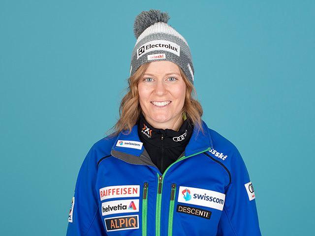 Andrea Dettling Ski alpin sportfanch