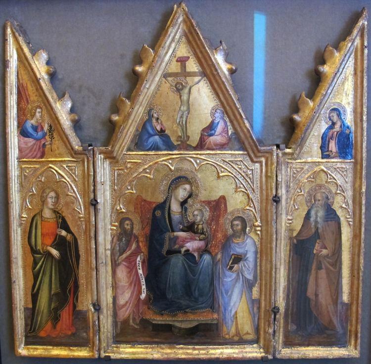 Andrea di Bartolo FileAndrea di bartolo altarolo 1400 caJPG Wikimedia Commons