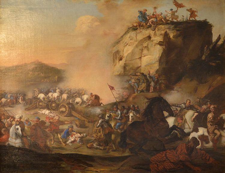 Andrea di Leone FileBataille contre les Turcs Andrea di Leone Q18573485jpg