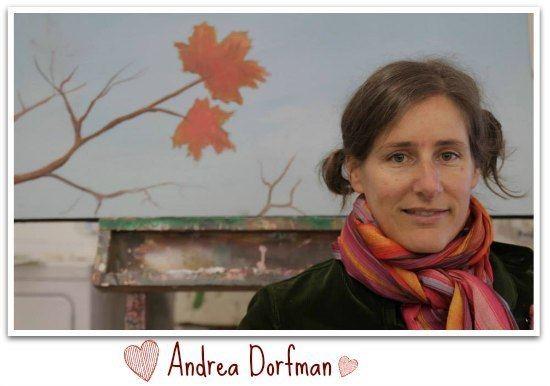 Andrea Dorfman HEARTBEAT Now Filming in Nova Scotia Sea and be Scene