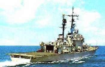 Andrea Doria-class cruiser