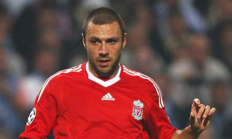 Andrea Dossena Andrea Dossena leaves Liverpool to return to Italy with
