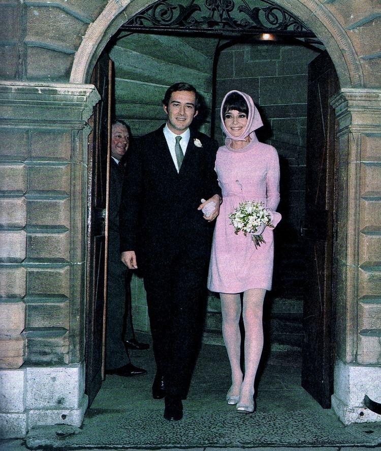 Andrea Dotti (psychiatrist) The Fashion of Audrey Count Andrea Paolo Mario Dotti or Dr Andrea