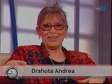 Andrea Drahota Nemzeti Audiovizulis Archvum