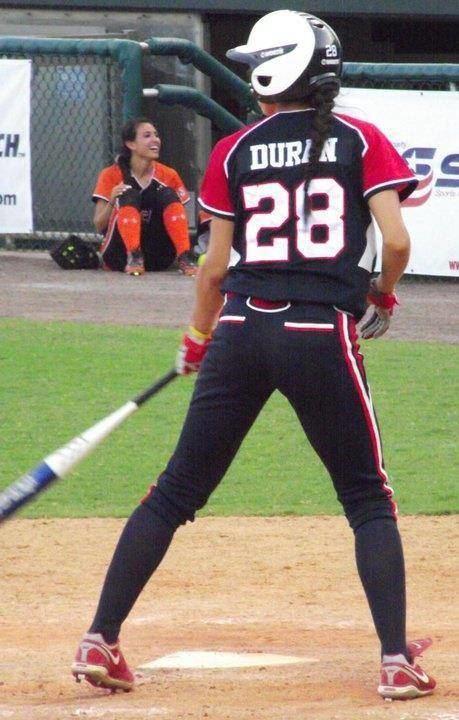Andrea Duran Unassuming Champion Olympian amp ProSoftball Player Andrea
