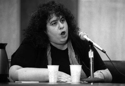 Andrea Dworkin Feminist author Andrea Dworkin dies at 58 US news NBC News