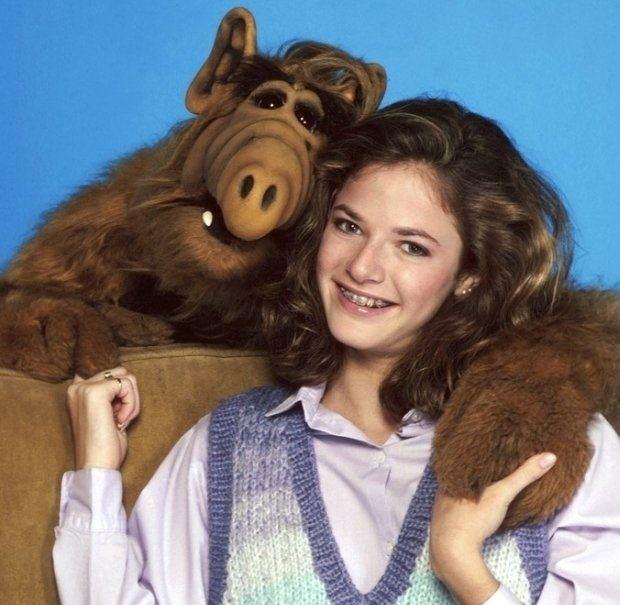 Andrea Elson Andrea Elson as Lynn Tanner in Alf TV Series Pinterest