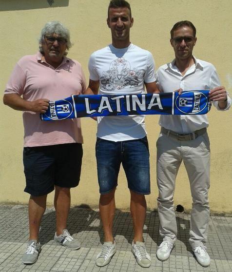 Andrea Esposito Calcio Andrea Esposito acquistato dal Latina Latina24oreit