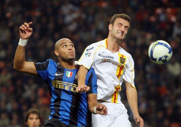 Andrea Esposito Andrea Esposito Pictures FC Inter Milan v US Lecce