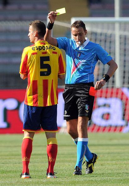 Andrea Esposito Andrea Esposito Photos US Lecce v Parma FC Serie A