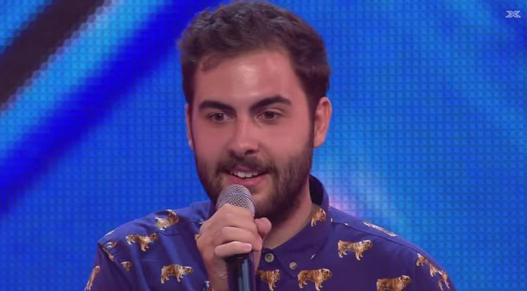 Andrea Faustini X Factor 2014 Can Andrea Faustini win the reality TV show