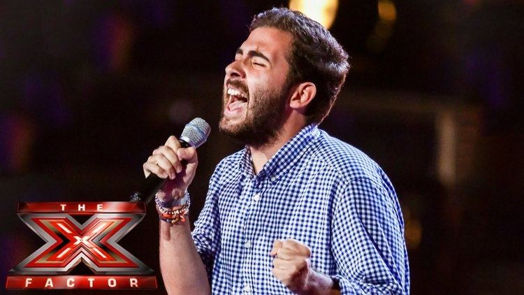 Andrea Faustini Andrea Faustini sings I Didnt Know My Own Strength Boot Camp