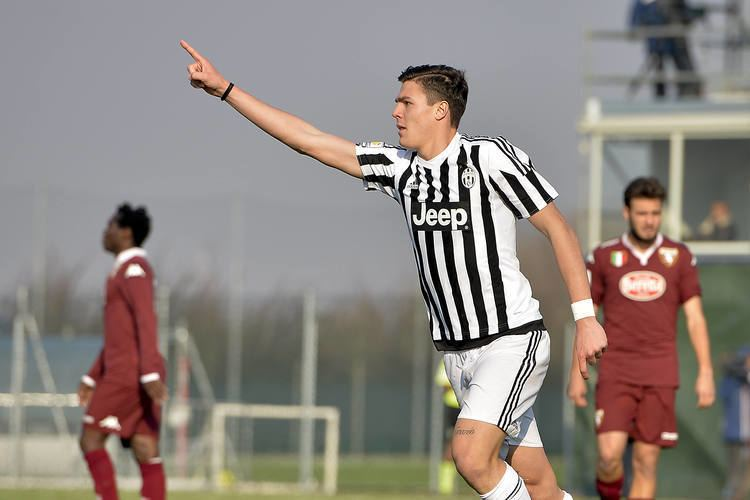 Andrea Favilli (footballer) Juventus Youth Sector Update March 8th 2016 Juvefccom
