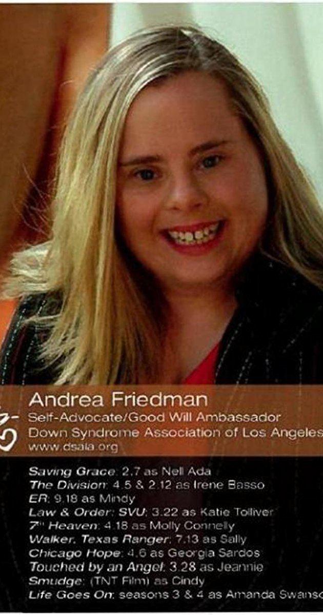 Andrea Fay Friedman iamediaimdbcomimagesMMV5BMTUxNjEyNzU0Nl5BMl5