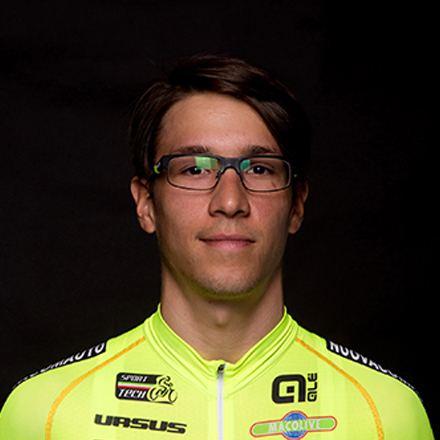 Andrea Fedi Scheda ciclista Giro dItalia 2014 Gazzetta dello Sport