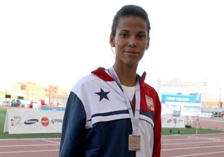 Andrea Ferris Ferris le da sexta medalla de plata a Panam en Bolivarianos