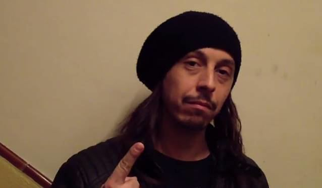 Andrea Ferro Lacuna Coils Andrea Ferro Interviewed By Metal Blast Tv Video