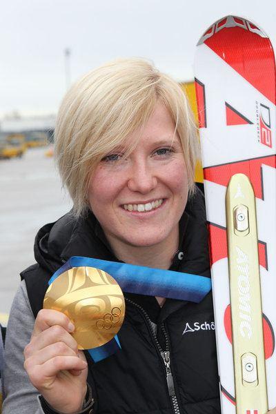 Andrea Fischbacher Classify Austrian skier Andrea Fischbacher