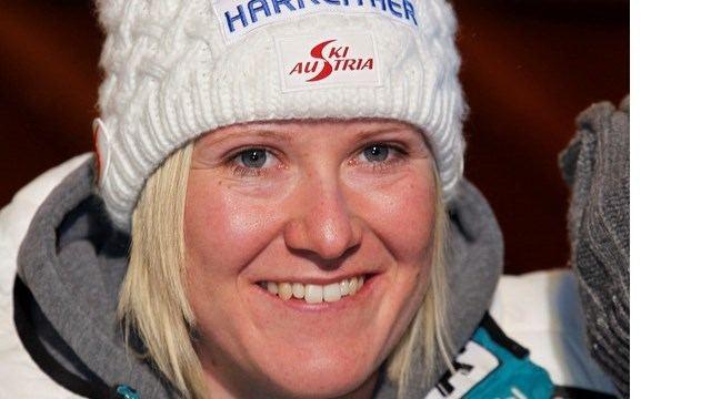 Andrea Fischbacher Alpine Skiing Athlete Andrea FISCHBACHER