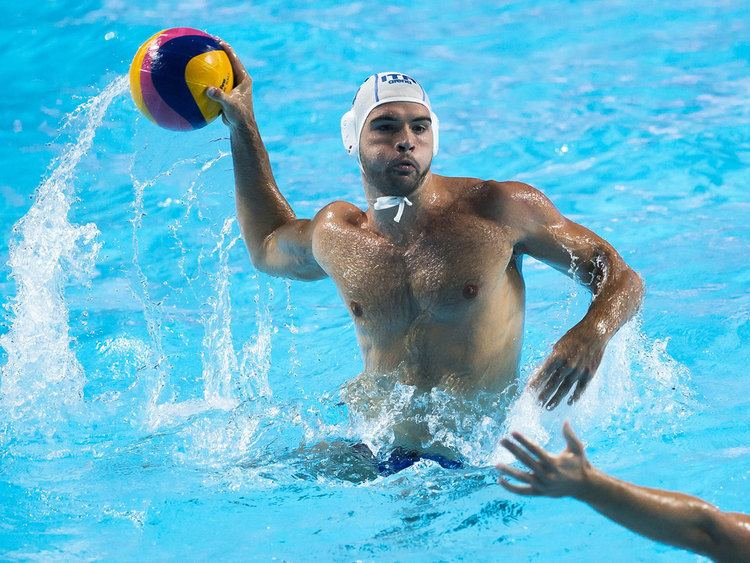 Andrea Fondelli Andrea Fondelli Giochi della XXXI Olimpiade Rio 2016 Repubblicait
