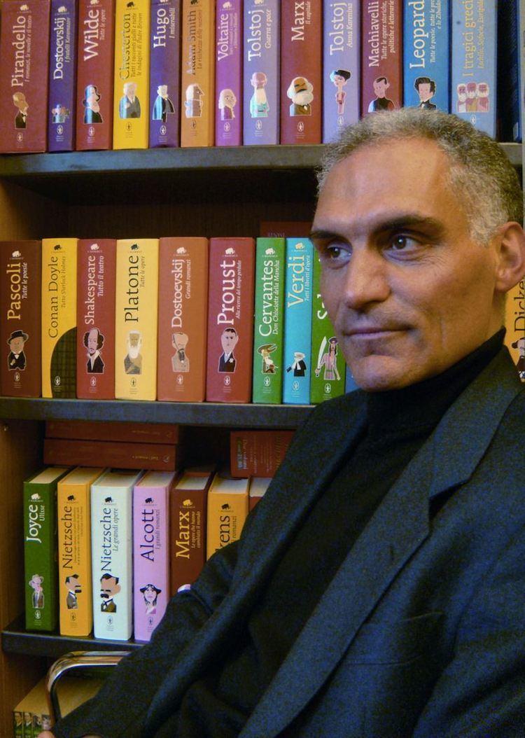 Andrea Frediani ANDREA FREDIANI racconta IL CUSTODE DEI 99 MANOSCRITTI