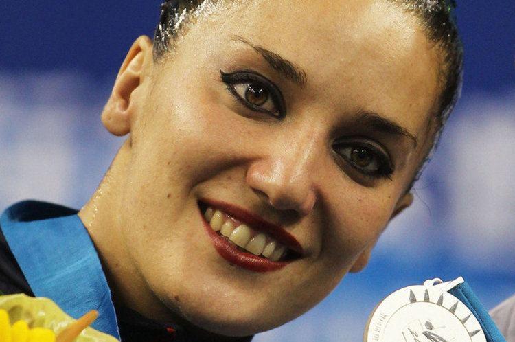 Andrea Fuentes Andrea Fuentes dedowy35