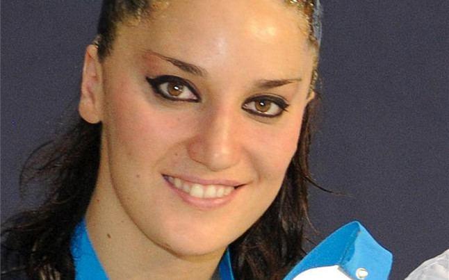 Andrea Fuentes Andrea Fuentes se retira de la natacin sincronizada mas